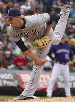 Colorado Rockies Host the San Diego Padres in Denver