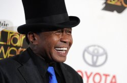 Ben Vereen arrives at the Soul Train Awards 2012 in Las Vegas
