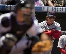 Colorado Rockies Host The St. Louis Cardinals in Denver