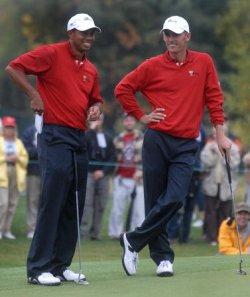 2007 PRESIDENTS CUP IN MONTREAL
