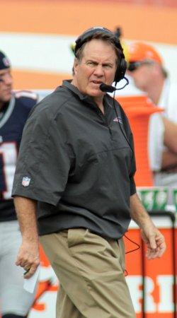 Miami Dolphins vs.New England Patriots in Miami