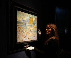 Elizabeth Taylor's Vincent Van Gogh at Christie's