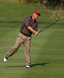 2005 PRESIDENT'S CUP GOLF