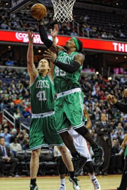 Washington Wizards vs Boston Celtics in Washington