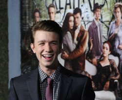 "Thomas Mann attends the ""Beautiful Creatures"" premiere in Los Angeles"