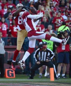 San Francisco 49ers vs Arizona Cardinals in San Francisco