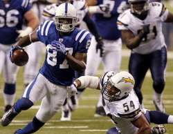Colts Wayne Breaks Past Charges Cooper