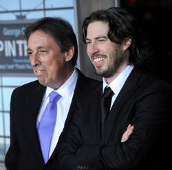 "Jason Reitman attends the ""Up in the Air"" premiere in Los Angeles"