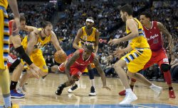 NBA Los Angeles Clippers vs Denver Nuggets