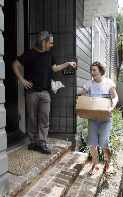 New Orleans starts to repopulate after Hurricane Gustav