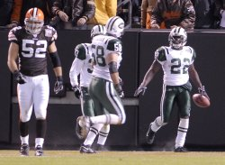 CLEVELAND BROWNS VS NEW YORK JETS