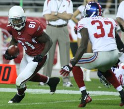 NFL New York Giants at Phoenix Cardinals