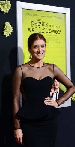 "Kate Walsh attends ""The Perks of Being a Wallflower"" premiere in Los Angeles"