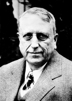 Publishing Magnate William Randolph Hearst