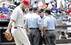 Mets vs Phillies at Citi Field
