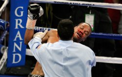 Mike Jones loses by knock out against Randall Bailey during fight in Las Vegas