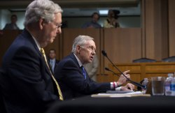 Senate Judiciary Hearing on Campaign Finance Amendment in Washington, D.C.