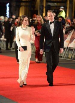 Royal film performance of 'Mandela: Long Walk to Freedom' in London
