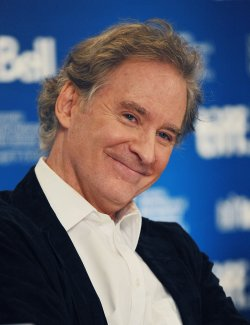 Kevin Kline attends press conference for 'The Conspirator' at the Toronto International Film Festival