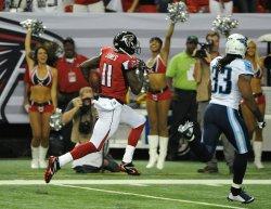 Atlanta Falcons vs. Tennessee Titans