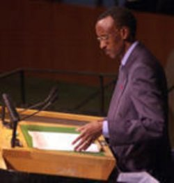 UNITED NATIONS GENERAL ASSEMBLY SPECIAL SESSION ON HIV/AIDS