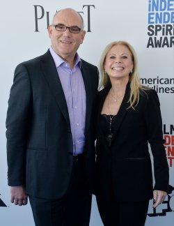 Howard Barish and Suzanne Barish attend Film Independent Spirit Awards in Santa Monica, California