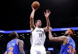Nets vs Knicks at the Barclays Center