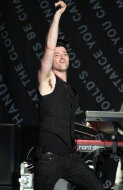 The Script performs in concert in Florida