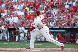 Los Angeles Dodgers vs St. Louis Cardinals in Game 2 of the NLCS