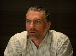 Actor Anson Mount Visits Israel