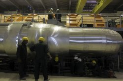 Iran Starts to Load Fuel Into Its First Atomic Reactor