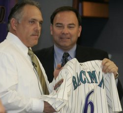 DIAMONDBACKS INTRODUCE WALLY BACKMAN AS NEW MANAGER