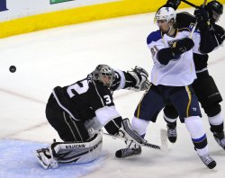 Western Conference Semifinals Game: Los Angeles Kings St Louis Blues