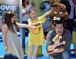 """Ken Marino attends """"The Emoji Movie"""" premiere in Los Angeles"""