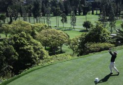 Northern Trust Open at Riviera Country Club