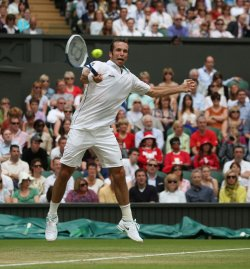 Day Five at Wimbledon Tennis Championships in London