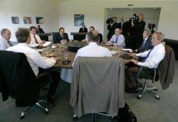 G8 LEADERS MEET
