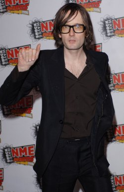 "SINGER JARVIS COCKER AT ""NME AWARDS"""