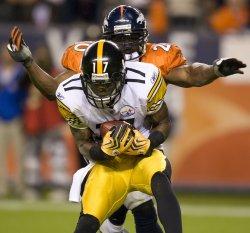 Denver Broncos Host the Pittsburgh Steelers in Denver