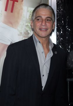 "Tony Danza arrives for the premiere of ""Life As We Know It"" in New York"