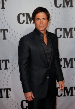 Rob Lowe attends the CMT Artist of the Year in Nashville