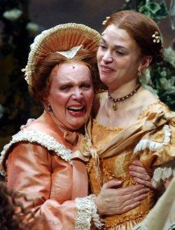 "SUTTON FOSTER OPENS IN BROADWAY MUSICAL ""LITTLE WOMEN"""
