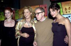 """Woody Allen film premiere """"Hollywood Ending"""""""
