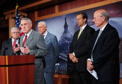 Sen. Kyl speaks on the TAA and Fair Trade Agreement in Washington