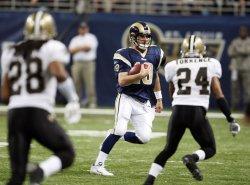 St. Louis Rams Marc Bulger