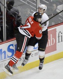Anaheim Ducks vs. Chicago Blackhawks