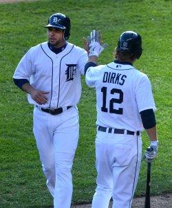 ALCS New York Yankees at Detroit Tigers Game Four.