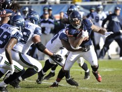 Seahawks stop Bears Barber in Chicago