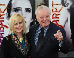 "Robert Wagner and Katie Wagner attend the 40th anniversary restoration premiere of ""Cabaret"" in Los Angeles"