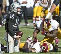 Oakland Raiders vs. Washington Redskins